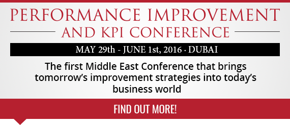 Performance improvement and KPI Conference