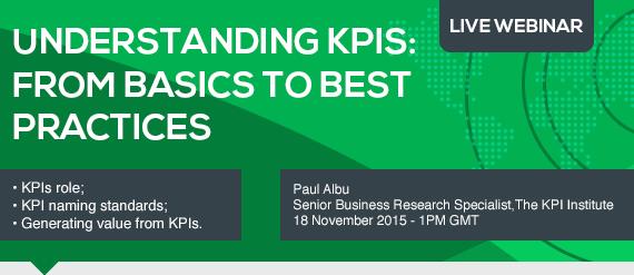Free Webinar:Understanding KPIs: From Basics to Best Practices