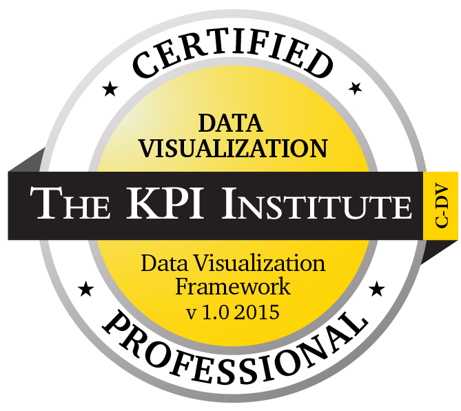 Certified Data Visualization Professional