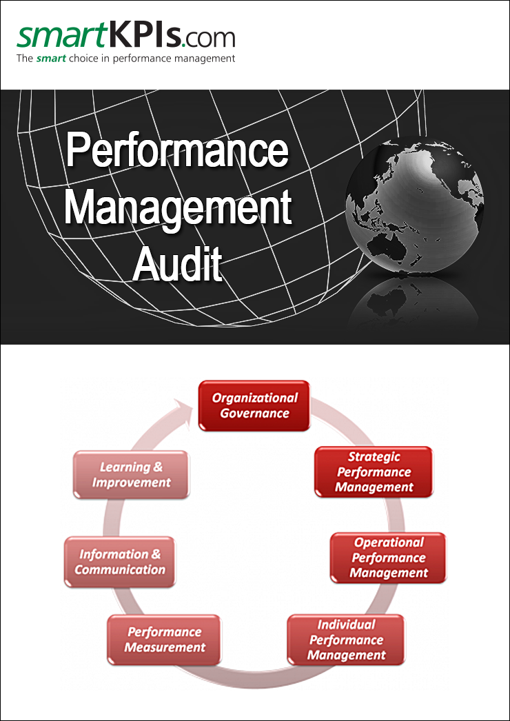 the strategic organizational performance audit A strategy audit focuses on the key elements of these components as well as on the interrelationships among the elements (vi) a strategy audit ensures that 'a strategy which has satisfactorily worked in the past continues to remain in tune with subtle internal or external changes that may have occurred.